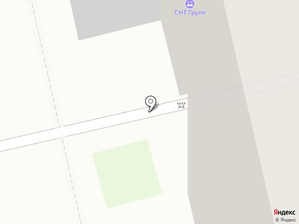 Слетать.ру на карте Екатеринбурга