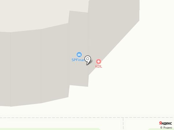 Срочная Финансовая Помощь на карте Екатеринбурга