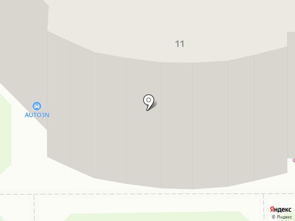 БирСпот на карте Екатеринбурга