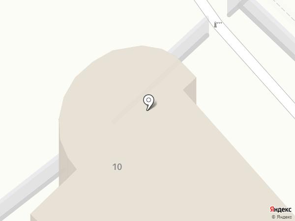 Спецхран на карте Екатеринбурга