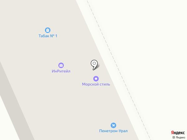 Голд Инвест Групп на карте Екатеринбурга