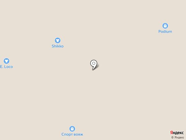 Магазин аксессуаров для мобильных телефонов на карте Екатеринбурга