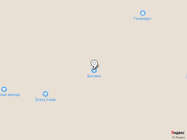 Магазин рюкзаков и шапок на карте Екатеринбурга