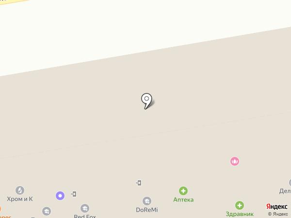 Главкопир на карте Екатеринбурга