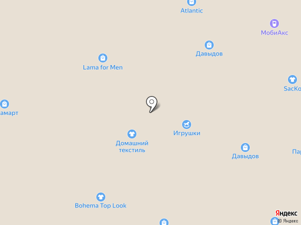 Магазин детских игрушек на карте Екатеринбурга