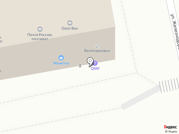 Ольга на карте Екатеринбурга