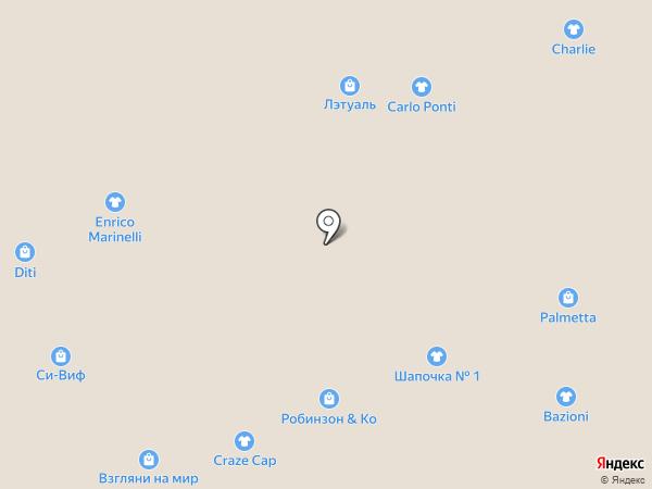 Триумф красоты на карте Екатеринбурга
