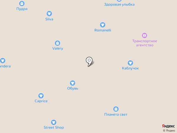 Престиж свет на карте Екатеринбурга