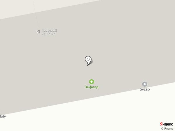 Ближе к телу на карте Екатеринбурга