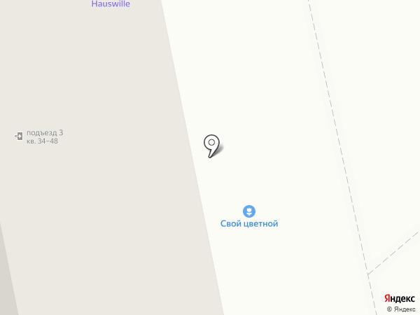 VEKA на карте Екатеринбурга