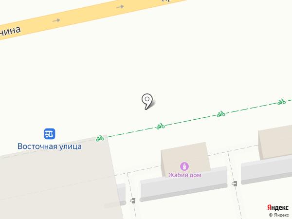 Кондитерский магазин на карте Екатеринбурга