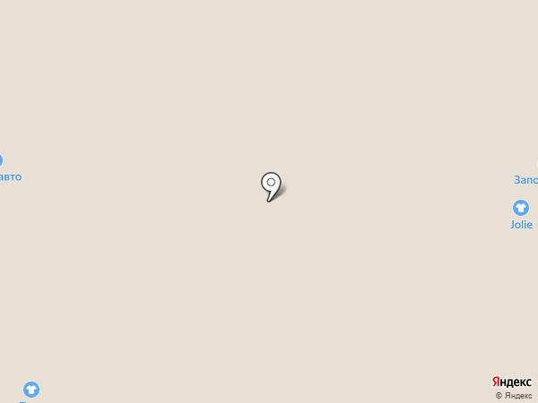 Белочка на карте Екатеринбурга