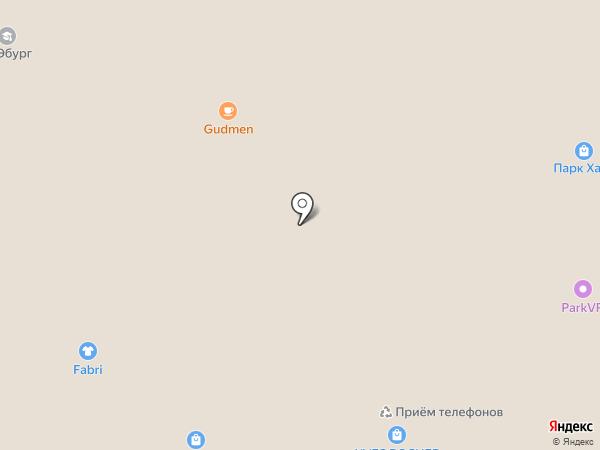 Пункт проката детских машинок на карте Екатеринбурга