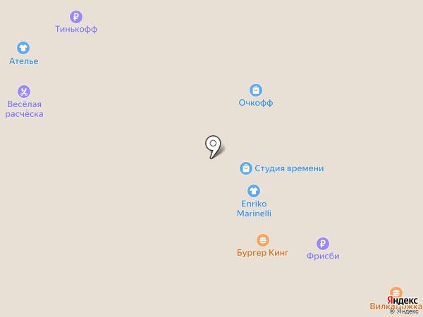 МИО на карте Екатеринбурга