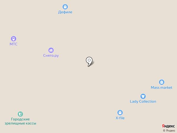 ZENDEN на карте Екатеринбурга