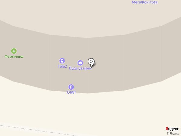 Samsung на карте Екатеринбурга