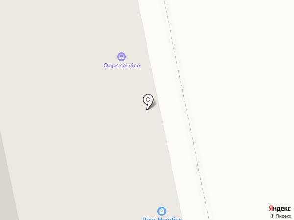 oops-service на карте Екатеринбурга