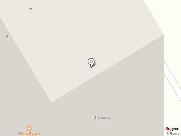 Ивушка на карте Екатеринбурга