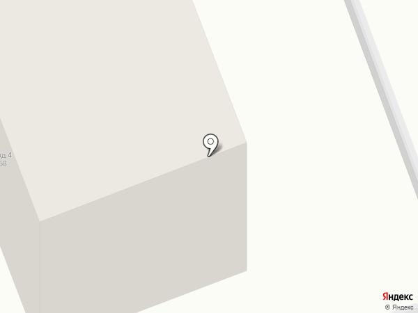 Родонит на карте Екатеринбурга