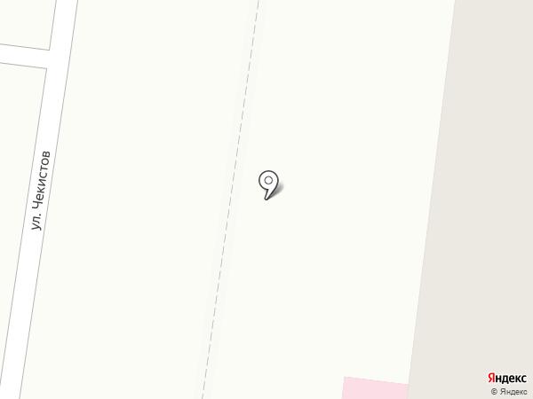 Трепанг на карте Екатеринбурга