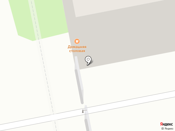 Домашняя столовая на карте Екатеринбурга