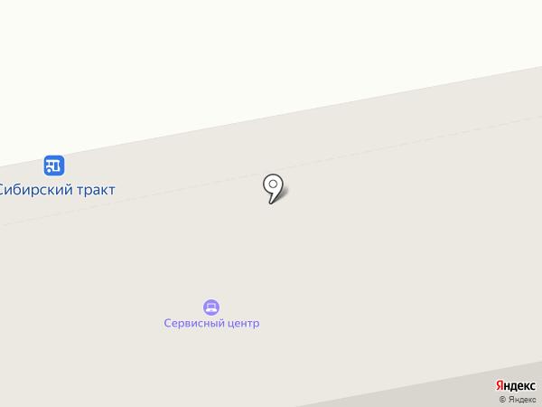Караван66 на карте Екатеринбурга