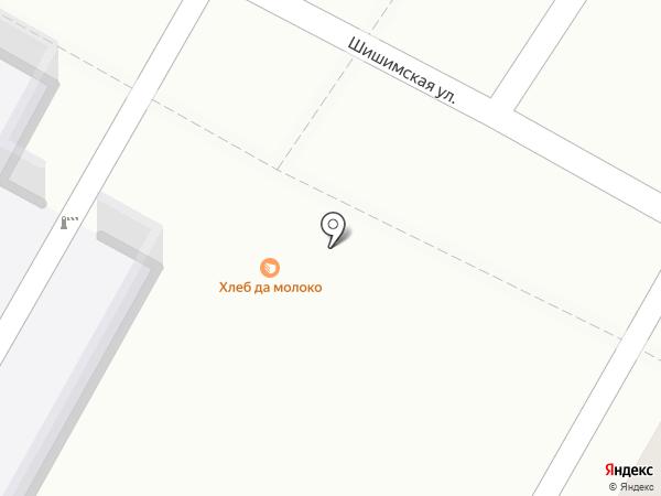 Горбушка на карте Екатеринбурга
