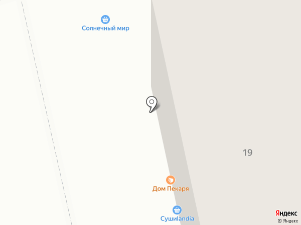 Хмель и Солод на карте Екатеринбурга