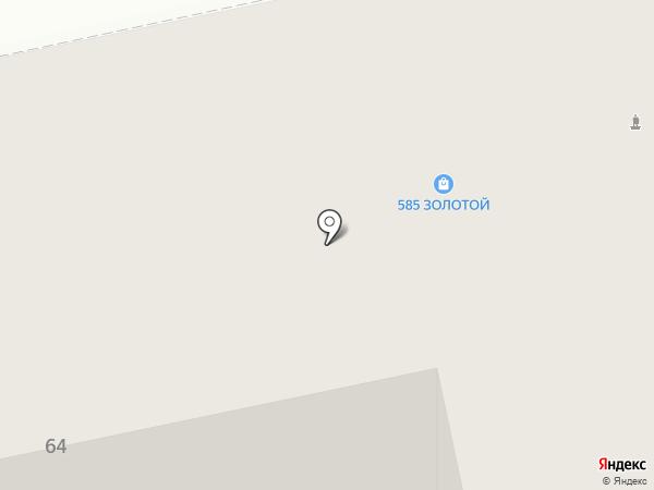 VIS-A-VIS на карте Екатеринбурга