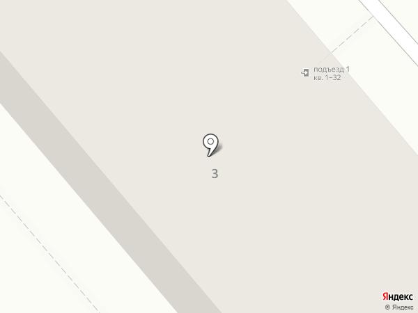 Меридиан на карте Екатеринбурга