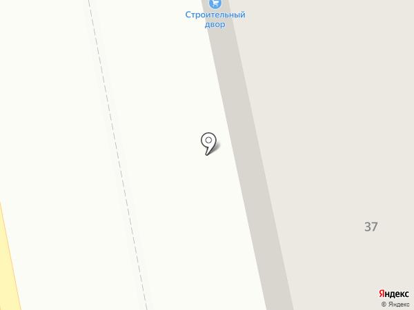 Аурум на карте Екатеринбурга