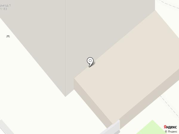 Просторы на карте Екатеринбурга