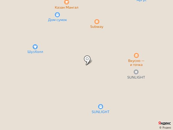 Банкомат, Банк Зенит, ПАО на карте Екатеринбурга