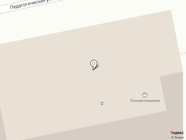 ИНЖЕНЕРНЫЕ РЕШЕНИЯ на карте Екатеринбурга