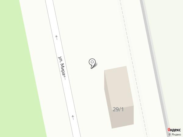 Продовольственный магазин на карте Екатеринбурга