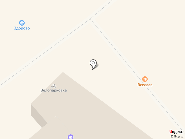 Верещагинский трикотаж на карте Екатеринбурга