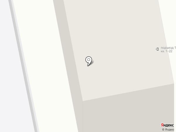 Форнетти на карте Екатеринбурга