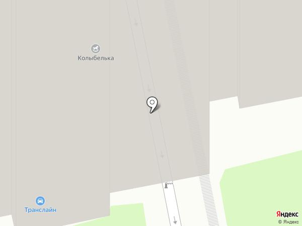 Амплитуда на карте Екатеринбурга