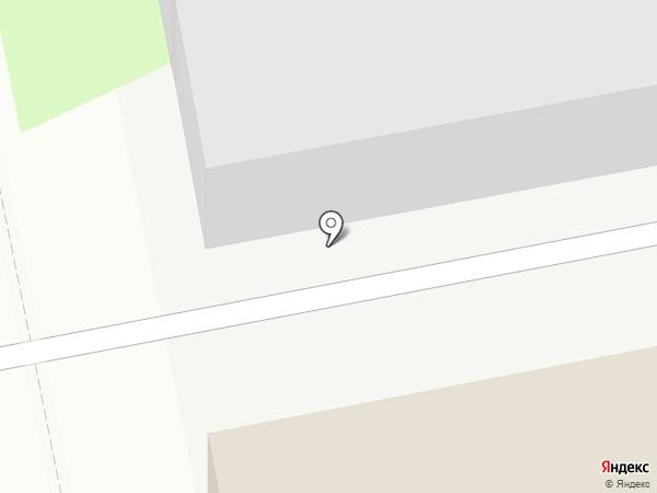 АБС66 на карте Екатеринбурга