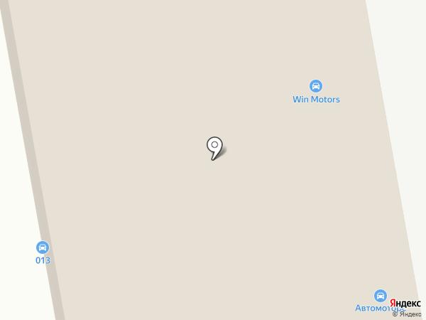 Garage Keshman на карте Екатеринбурга