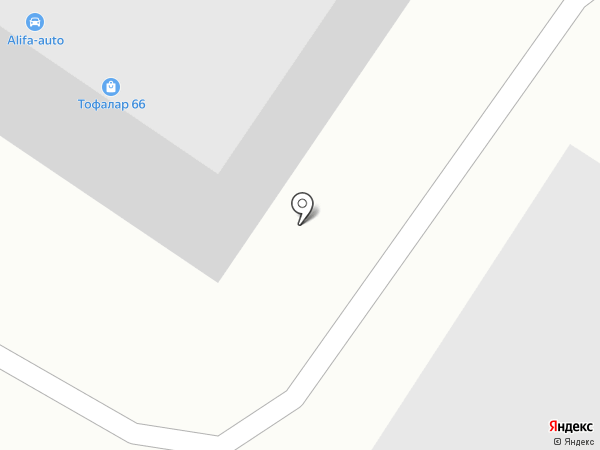 KATEPAL на карте Екатеринбурга