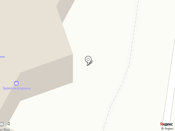 Золотое сердце на карте Екатеринбурга