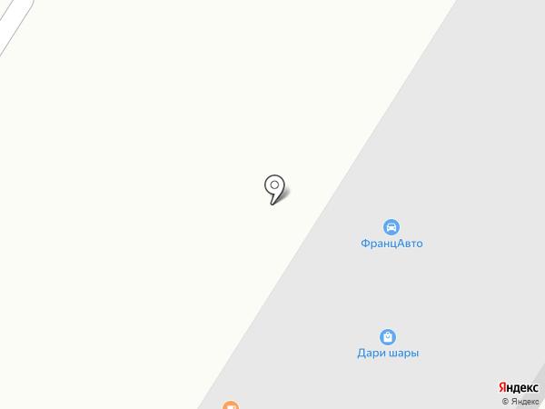 ИнтерКреп на карте Екатеринбурга