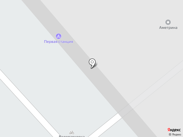 ПРАБО на карте Екатеринбурга