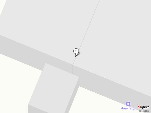 OSB Курган на карте Екатеринбурга