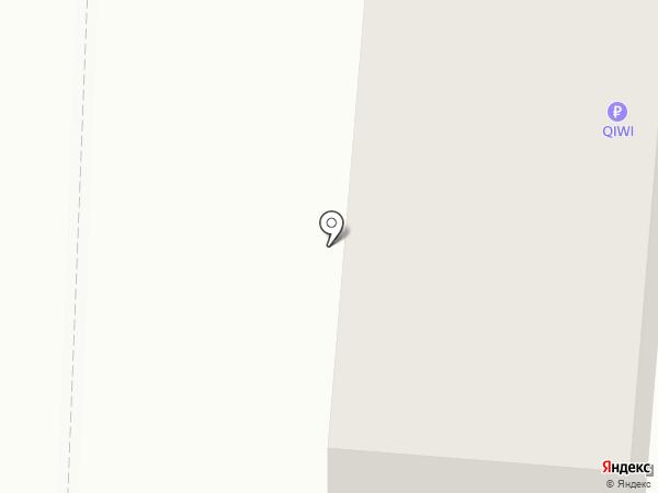 Магнит-у дома на карте Екатеринбурга