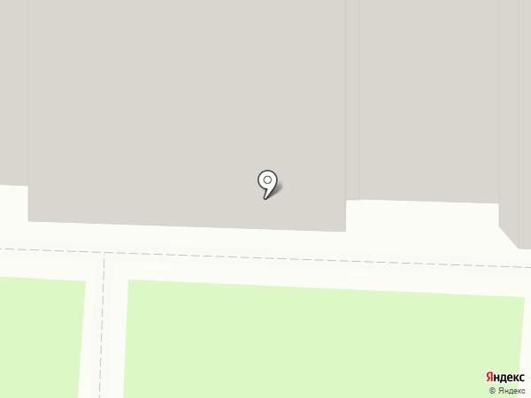 Екадом на карте Екатеринбурга