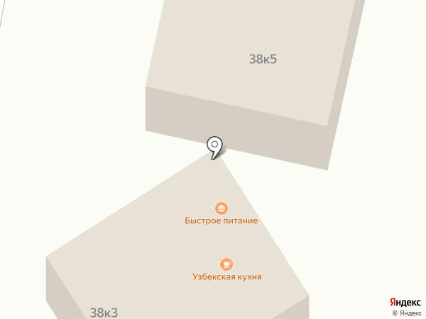Хачапурная №1 на карте Екатеринбурга