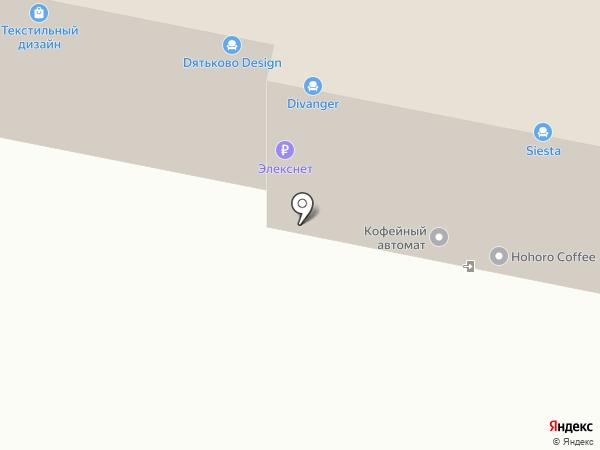 Магазин автозапчастей на карте Екатеринбурга