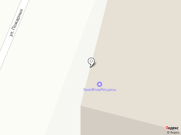 Wirtgen Group на карте Екатеринбурга